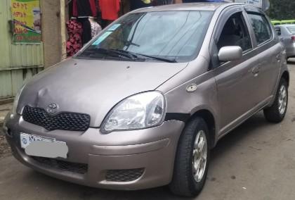 Toyota Yaris Europe (2003)