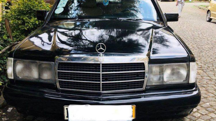 Mercedes Benz 190E 1990