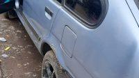Toyota Dx Liftback