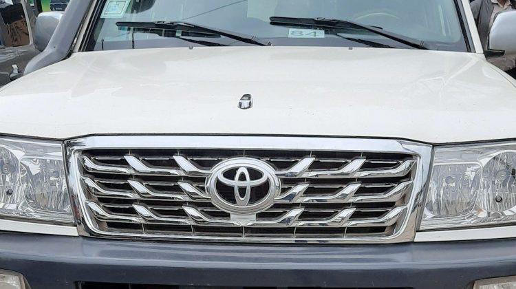 Toyota Landcruiser 105