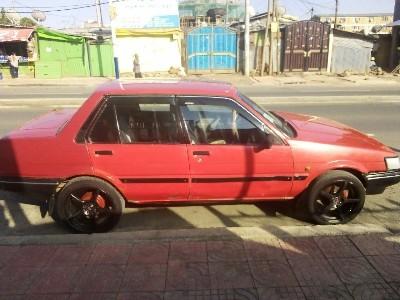 Toyota dx 2E