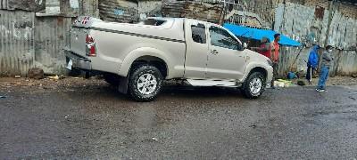 Toyota D4D kincap 2014