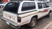Toyota 1RZ Hilux (Doble Cab)