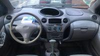 TOYOTA PLATZ AUTOMATIC 2001