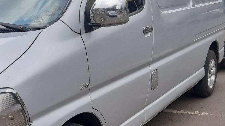 Toyota D4D FullVan