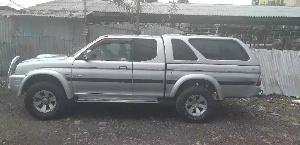 Mitsubishi kincap 2005 manual