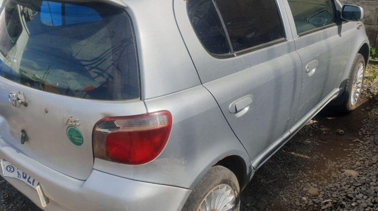 Toyota Vitz 2001