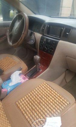 Toyota Corolla Meri Yalzore