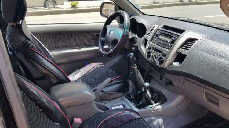 Toyota Hilux D4D Kingcap 2007