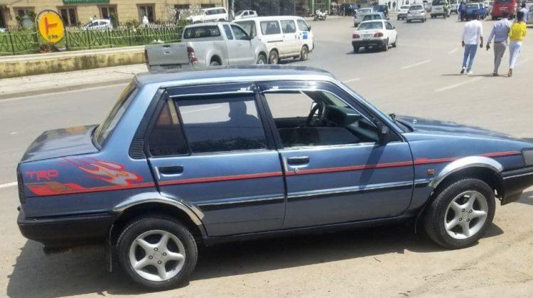 Toyota DX 1987 GL