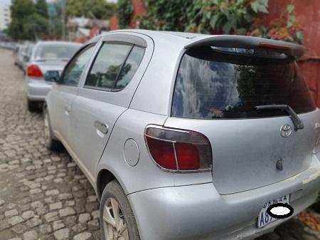 Toyota Vitiz 2001