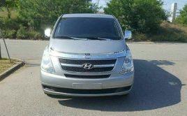 Hyundai Grand Starex 2011 ታርጋ ያልለጠፈ