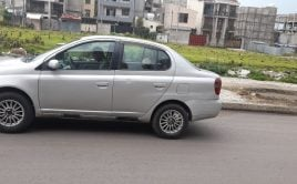 Toyota Platz Feres and Ride Registered (Code 3 )