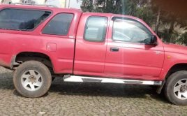 Toyota Hilux D4D Kinkup