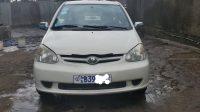 Toyota Platz 2005 (or change with corolla )