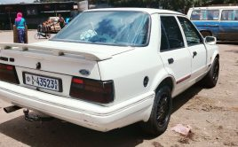 Ford Orion 1990
