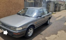 Toyota corolla Dx 1990 Injection